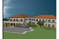 senior care home outside - 1